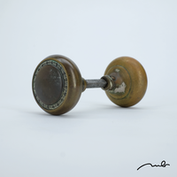 vintage knob 11