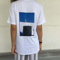 frame back photo T-shirts