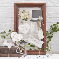 Wedding Photo Props 《送料込》
