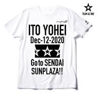 「Go to SUNPLAZA!!」Tシャツ