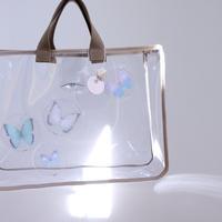 new!  蝶々の標本bag (size S)
