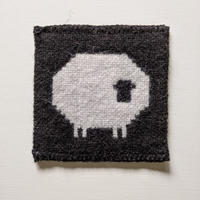 ポットマット(羊)