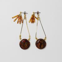draw pierce/earring