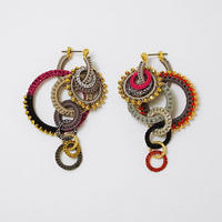circle pierce/earring S Spicy mix