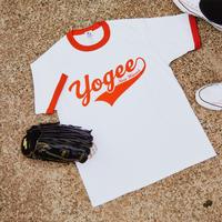 【EC限定】Baseball Ringer Tee〈White×Red〉