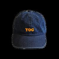 Yogee DOGs CAP(DENIM)