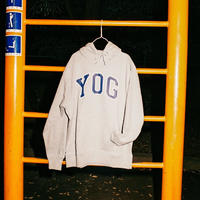 YOG HOODIE〈GRAY〉