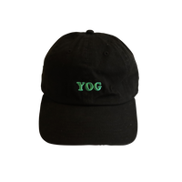 Yogee DOGs CAP(BLACK)