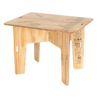 PANEL TABLE 無塗装DIYキット