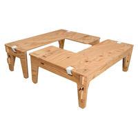 L-TABLE  無塗装
