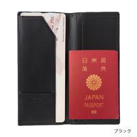 KSKパスポートケース(ブラウン/ネイビー/ブラック)
