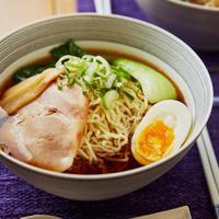 中華麺 醤油味 4食入