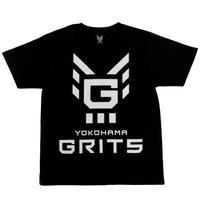 ビッグロゴTシャツ(黒)6.1oz