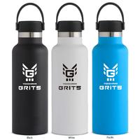 YOKOHAMA GRITS x Hydro Flask ステンレスボトル 18oz Standard Mouth