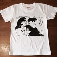 テンちゃんTシャツ|ソニックテンちゃん|ホワイト