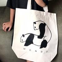 モンドくんトートバッグ|なかよしパンダ
