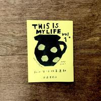 安達茉莉子 私の生活改善運動 THIS IS MY LIFE vol.1
