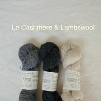 Biches et Bûches / Le Cashmere & Lambs wool