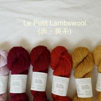 Biches et Bûches / Le Petit Lambswool 2  (赤・黄系)