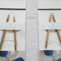 SEEKNIT 輪針/umber/40cm