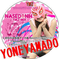 【CD】初日の出仮面テーマ曲「NASEDONIH - YMZ Mix -」