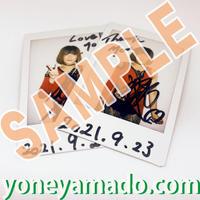 朱崇花サイン入り姫チェキ 21.9.23(限定2枚)期間限定販売※国内送料無料