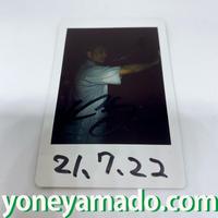 十嶋くにおサイン入り男前チェキ 21.7.22(限定1枚)期間限定販売※国内送料無料