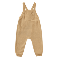 【QUINCY MAE】KNIT OVERALLS   HONEY