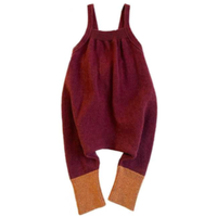 【MABLI】Forest Playsuit - Berry / Amber