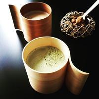 YOnoBI 木製マグカップ【α Ⅱ】