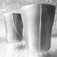 Lemnos 錫鋳物カップ【KING & QUEEN】展示品箱なし