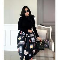 フェアレディスカート【立体感溢れる中綿スカート】◆ユヒャン推薦!◆