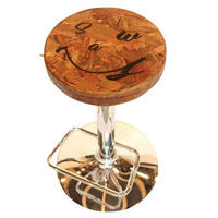 SMILE COUNTER STOOL