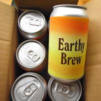 """6缶SET """"Earthy Brew #02 Ginger Vibes"""" 350ml"""