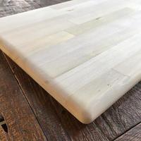定番サイズで軽い 青森ヒバのまな板 MR)24.5×40×2cm 寄せ木