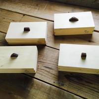 青森ひばの箱
