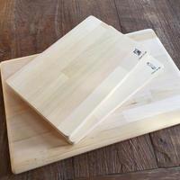 青森ヒバのまな板 (SS)16.5×27×2cm 寄せ木 ふるさと納税でも好評