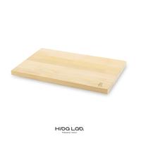 青森ヒバのまな板 24.5×40×2cm 寄木