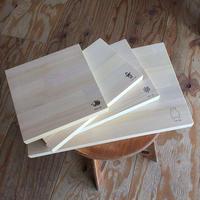 送料無料 青森ヒバのまな板 (SS)16.5×27×2cm 寄せ木 ふるさと納税でも好評