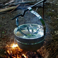 ムーリッカ キャンプファイヤー ベイルポット(鍋) 4.6L