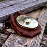 ハドソンベイ タバコケース  +レザー (牛革) ポーチ