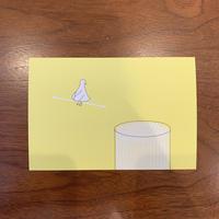 ポストカード〈魔法の綿棒〉