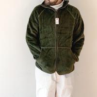 ユニセックス*オランダ軍 1980's~1990's ボアフリースジャケット/小さいMくらい