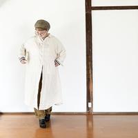 全2色*レディース*快晴堂- トリプルガーゼ Workポケワンピース(13OP-30)