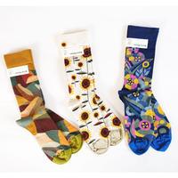 2足までなら送料¥350*goods*Bonne Maison-ボンヌ・メゾン-ハイゲージソックス