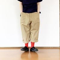 *ユニセックス*KAFIKA-カフィカ-WEATHER CLOTH DECK PANTS(KUPT002)