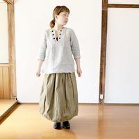*レディース*Torinoco(Soi)★トリノコ★リネンマリンシャツ
