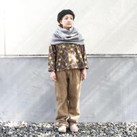 メンズ&レディース*COMMON EDUCATION★コモンエディケーション★CHILL CHINO PANT CORDUROY(ベージュ)