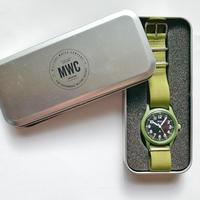 *goods*MWC-ミリタリーウォッチカンパニー-LIMITED MIL-1966 Quartz EUROPE ヨーロッパ限定モデル