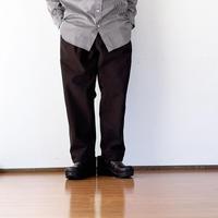*ユニセックス*全2色amne-アンヌ-amn-VÄRMA bonito trouser PT-014